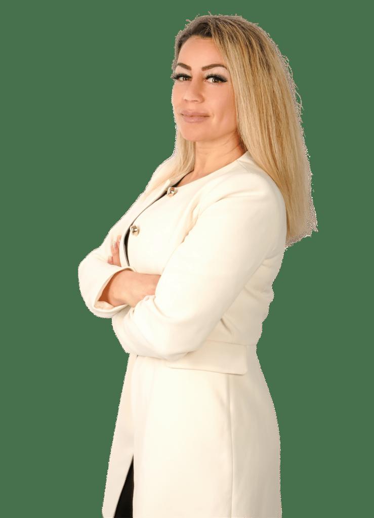 Nilüfer Kalayci Geschäftsführung von EMEK Pflegedienst aus Moers
